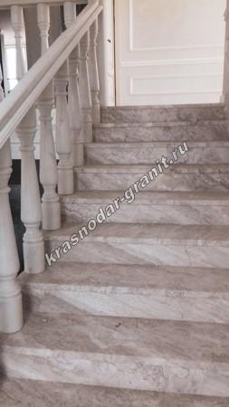 Купить плитку из белого мрамора по лучшей цене в Краснодаре