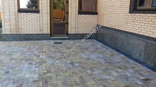 Сколько стоит тротуарная плитка за квадратный метр в Краснодаре